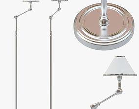 3D ralph lauren Anette Floor Lamp