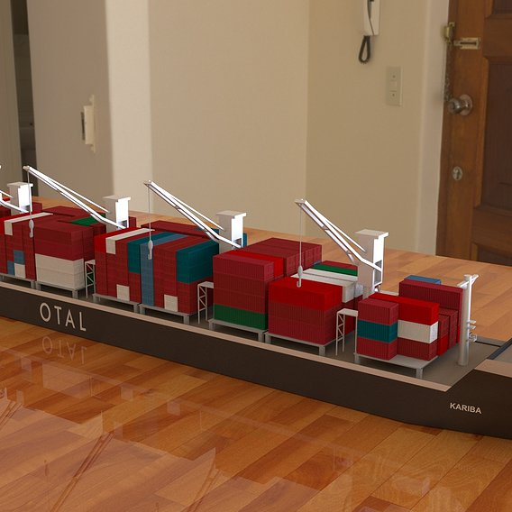 Kariba Ship