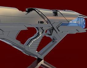 Star Trek Into Darkness Vengeance Phaser 3D print model