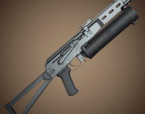 3D model PP 19 Bizon SMG
