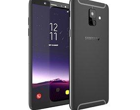 3D Galaxy A6 2018