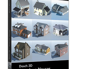 DOSCH 3D - American Houses