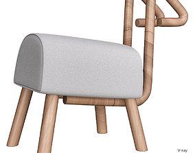 Isabel Fuster - Petit du cheval 3D asset