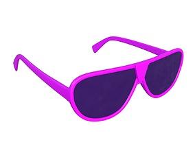 Sun glasses 3D model PBR