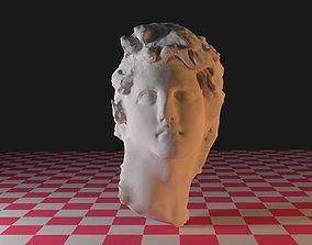 heliosstatuerhodes 3D model