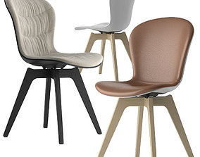 Boconcept-adelaide chair 3D model