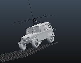 Free 3D Vehicle
