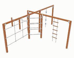Playground Equipment 090 3D model