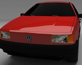 3D model Volkswagen Passat B3