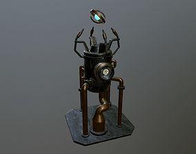 Steam generator 3D model