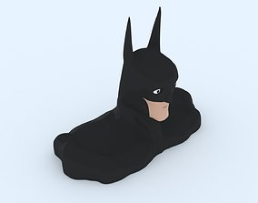 3D print model Batman Head Stuff