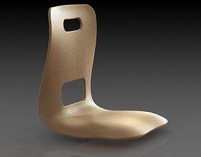 fiber 3D chair