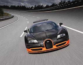 3D Bugatti veyron bugatti