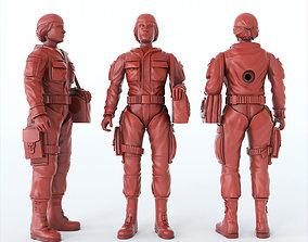 3D printable model Soilder Toy Medic