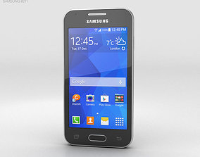 3D Samsung Galaxy Ace 4 Iris Charcoal