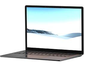 3D Surface Laptop 3