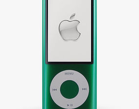 3D model Apple iPod Nano 5 Generation