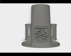 3D printable model Philips OneBlade stand
