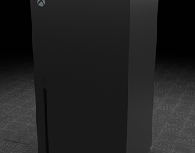 Xbox Series X 3D asset game-ready