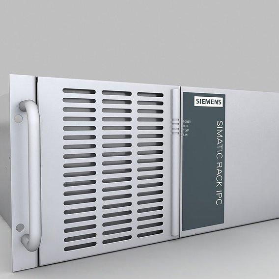 Siemens mainframe computer model