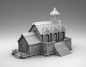 House of vikings 3dprint 3D print model