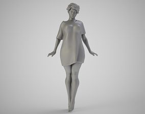 3D print model Toe Walking
