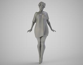 3D print model Toe Walking