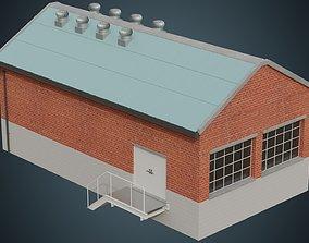 3D model Building 2A