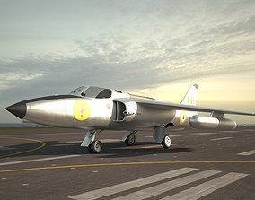 3D model HAL Ajeet