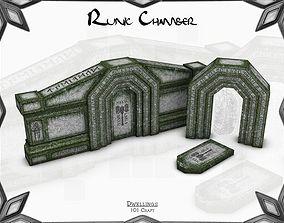 3D asset Runic Chamber