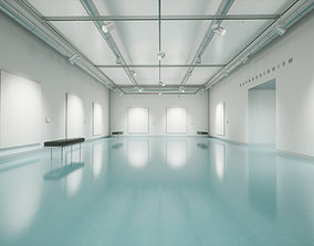 3D Art Gallery UE4 009
