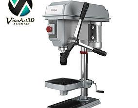 3D model Drill table