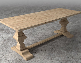 P04717 Table 3D model