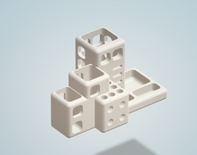 3D printable model STANTIA DESK TIDY