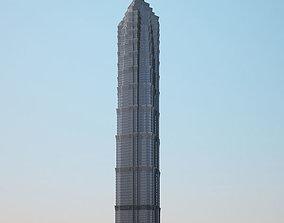 Jin Mao Tower 3D