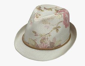 Summer Hat 3D
