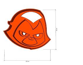 kitchen-dining Teen Titans Go Avon 3D printable model