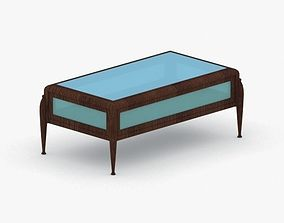 3D model low-poly 0238 - Coffee Table