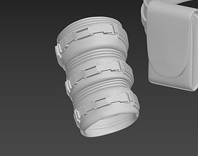 3D print model Star Wars Anakin Skywalker General Bracers