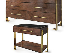 3D Melody Sideboard nightstand by Carson