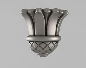 3D print model cnc other Corbels
