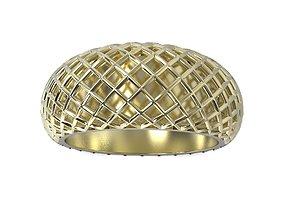 Ring Mesh ornament netting 3D printable model