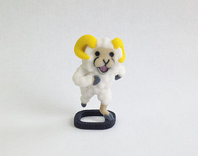 3D printable model Furry Sheep of the Pedo Pals