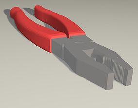 3D model Pinzas