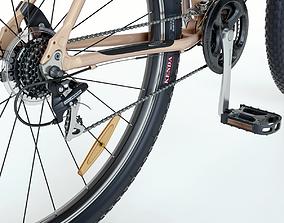 Bike Wheeler 3D model