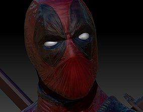 Deadpool 3D printable model