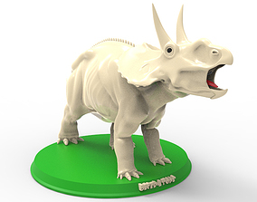Diceratops Printable