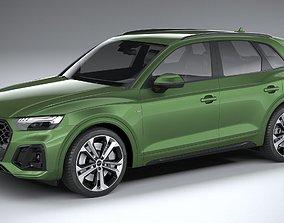 Audi Q5 S-line 2021 3D