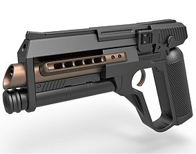 SFX Foosh Gun from the movie The Sixth Day 2000 3D