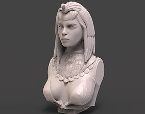 Cleopatra Bust 3D printable model